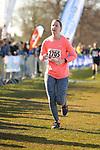 2019-02-17 Hampton Court Half 100 PT finish