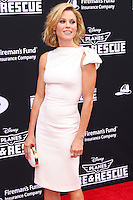 HOLLYWOOD, LOS ANGELES, CA, USA - JULY 15: Actress Julie Bowen arrives at the World Premiere Of Disney's 'Planes: Fire & Rescue' held at the El Capitan Theatre on July 15, 2014 in Hollywood, Los Angeles, California, United States. (Photo by Xavier Collin/Celebrity Monitor)