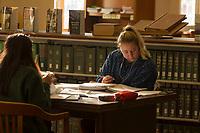 Barrett Library, Rhodes College