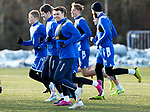 St Johnstone Training 25.01.21