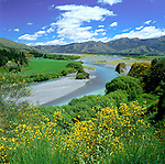 New Zealand, South Island, Lewis Pass: Hope River | Neuseeland, Suedinsel, Lewis Pass: Hope River