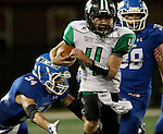 McCook Central Montrose at Sioux Falls Christian Football