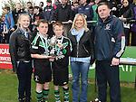 Albion Rovers V Dromin U-12 DDSL Cup Final 2014