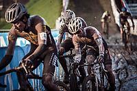 Eli Iserbyt (BEL/Pauwels Sauzen-Bingoal) <br /> <br /> Elite Men's Race<br /> Belgian National CX Championships<br /> Meulebeke 2021<br /> <br /> ©kramon
