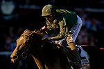 AUG 24: Code of Honor with John Velazquez up wins the Travers Stakes races at Saratoga Racecourse in New York on August 24, 2019. Evers/Eclipse Sportswire/CSM