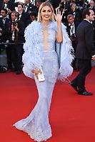 Victoria Bonya sur le tapis rouge pour la projection du film en competition OKJA lors du soixante-dixiËme (70Ëme) Festival du Film ‡ Cannes, Palais des Festivals et des Congres, Cannes, Sud de la France, vendredi 19 mai 2017.