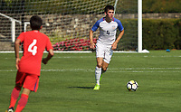 Portland, OR - Wednesday August 09, 2017: Tyler Shaver during friendly match between the USMNT U17's and Chile u17's at Nike World Headquarters in Portland, OR.