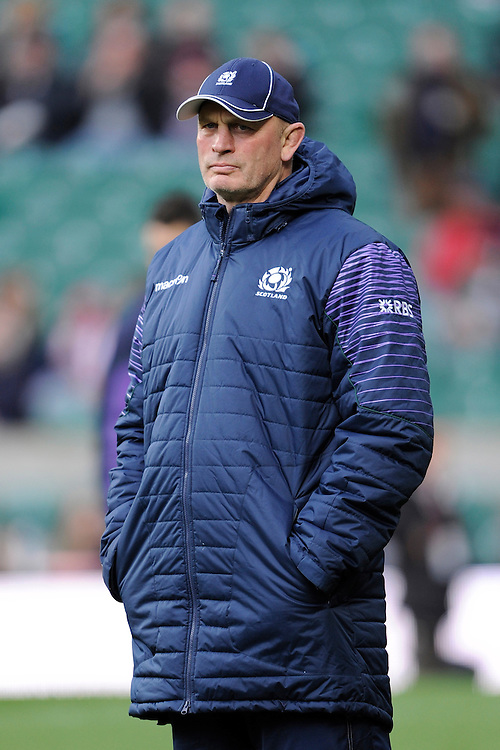 Vern Cotter, Scotland Head Coach