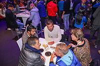Nieuwegein,  Netherlands, 9 November 2018, Coaches congress KNLTB, lunch<br /> Photo: Tennisimages.com/Henk Koster