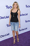 Alexa Vega  at The CBS Films L.A. Premiere of The To Do List held at The Regency Bruin Theatre in Westwood, California on July 23,2013                                                                   Copyright 2013 Hollywood Press Agency