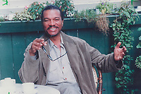 1992 FILE PHOTO - ARCHIVES -<br /> <br /> Billy Dee Williams at TIFF<br /> <br /> 1992<br /> <br /> PHOTO :  Erin Comb - Toronto Star Archives - AQP