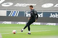 Torwart Kevin Trapp (Eintracht Frankfurt)<br /> <br /> - 24.07.2021 Fussball 1. Bundesliga, Saison 21/22, Freundschaftsspiel, SG Eintracht Frankfurt vs. Racing Straßburg, Deutsche Bank Park, emonline, emspor, <br /> <br /> Foto: Marc Schueler/Sportpics.de<br /> Nur für journalistische Zwecke. Only for editorial use. (DFL/DFB REGULATIONS PROHIBIT ANY USE OF PHOTOGRAPHS as IMAGE SEQUENCES and/or QUASI-VIDEO)