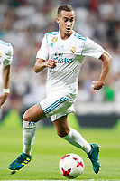 Real Madrid's Lucas Vazquez during Supercup of Spain 2nd match. August 16,2017.  *** Local Caption *** © pixathlon +++ tel. +49 - (040) - 22 63 02 60 - mail: info@pixathlon.de