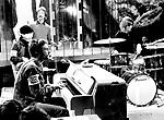 John Lennon, Yoko Ono and Alan White 1970 performing Instant Karma! on Top Of The Pops.