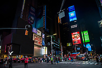 Times Square billboards to momentarily go dark in support of vulnerable businesses