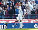 24/05/2008   Copyright Pic: James Stewart.File Name : sct_jspa35_qots_v_rangers.DOUBLE GOAL SCORER KRIS BOYD AT THE END OF THE GAME.James Stewart Photo Agency 19 Carronlea Drive, Falkirk. FK2 8DN      Vat Reg No. 607 6932 25.Studio      : +44 (0)1324 611191 .Mobile      : +44 (0)7721 416997.E-mail  :  jim@jspa.co.uk.If you require further information then contact Jim Stewart on any of the numbers above........