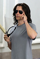 NEW YORK, NY- JUNE 8: Jared Leto on the set of the  AppleTV+ Series WeCrashed in New York City on June 8, 2021. <br /> CAP/MPI/RW<br /> ©RW/MPI/Capital Pictures