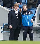 Stuart McCall and Kenny Black