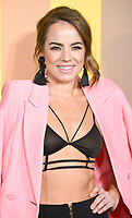 """Emma Conybeare<br /> arriving for the """"Black Panther"""" premiere at the Hammersmith Apollo, London<br /> <br /> <br /> ©Ash Knotek  D3376  08/02/2018"""