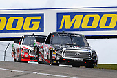 NASCAR Camping World Truck Series<br /> Chevrolet Silverado 250<br /> Canadian Tire Motorsport Park<br /> Bowmanville, ON CAN<br /> Sunday 3 September 2017<br /> Noah Gragson, Switch Toyota Tundra and Ryan Truex, Don Valley North Toyota / Weins Canada Toyota Tundra<br /> World Copyright: Russell LaBounty<br /> LAT Images