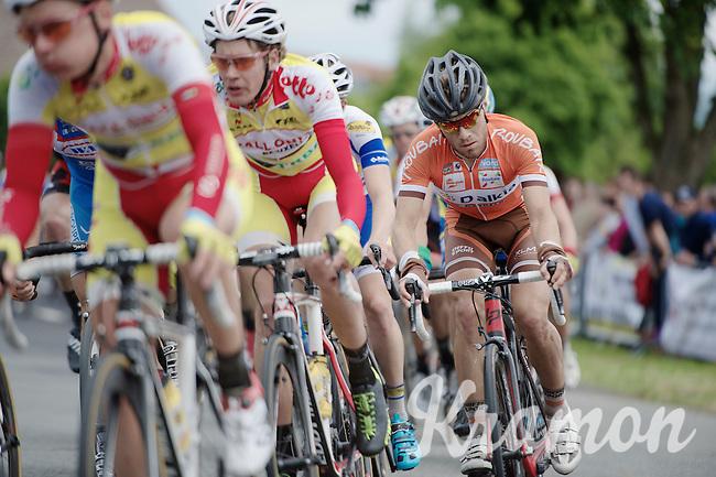 Maxime Vantomme (BEL/Roubaix Lille Métropole)<br /> <br /> Belgian Championships 2014 - Wielsbeke<br /> Elite Men