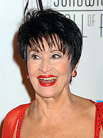 NEW YORK CITY, NY, USA - JUNE 12: Chita Rivera at the 45th Annual Songwriters Hall Of Fame Induction And Awards Gala held at The New York Marriott Marquis on June 12, 2014 in New York City, New York, United States. (Photo by Celebrity Monitor)