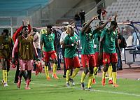 CAN U23 : le Cameroun battu mais qualifié contre la Tunisie<br /> <br /> PHOTO : Agence Quebec Presse -  JDIDI_WASSIM