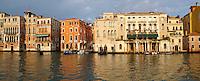 Grand canal above Rialto - Venice - Italy