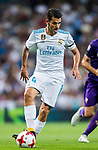 Daniel Ceballos Fernandez, Dani Ceballos, of Real Madrid in action during the Santiago Bernabeu Trophy 2017 match between Real Madrid and ACF Fiorentina at the Santiago Bernabeu Stadium on 23 August 2017 in Madrid, Spain. Photo by Diego Gonzalez / Power Sport Images
