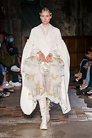 OCT 20 Simone Rocha SS 2022 RTW catwalk fashion show at London Fashion Week