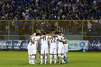 SAN SALVADOR, EL SALVADOR - SEPTEMBER 2: USMNT during a game between El Salvador and USMNT at Estadio Cuscatlán on September 2, 2021 in San Salvador, El Salvador.