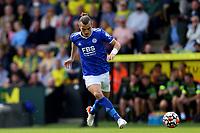 28th August 2021; Carrow Road, Norwich, Norfolk, England; Premier League football, Norwich versus Leicester; Çağlar Söyüncü of Leicester City