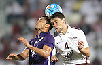AL AIN (UAE) vs AL AHLI (KSA) during the 2016 AFC Champions League Group D Match Day 3 match on 16 March 2016 at the Hazza Bin Zayed Stadium in Al Ain, UAE. Photo by Stringer / Lagardere Sports