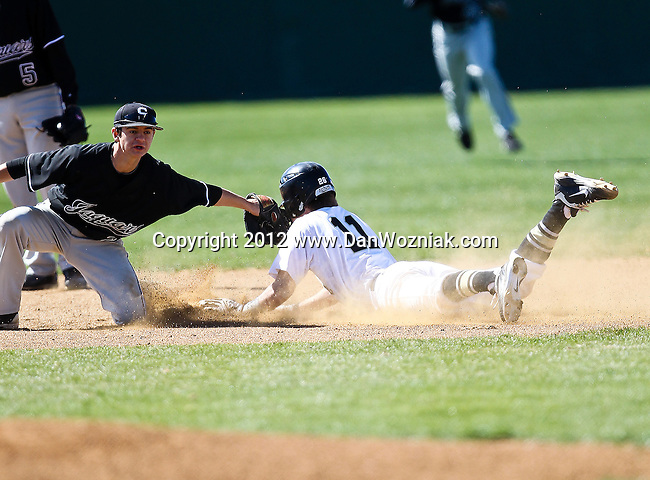 James Durant baseball tournament