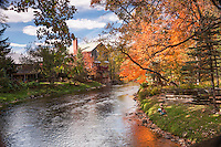 2012-10-07_RED MILL_Fall Colors-chapel-Chain O Lakes area