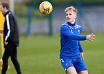 St Johnstone Training…. 09.12.20<br />Ali McCann pictured during training ahead of Saturdays home game against Livingston.<br />Picture by Graeme Hart.<br />Copyright Perthshire Picture Agency<br />Tel: 01738 623350  Mobile: 07990 594431