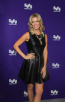 04-10-13 SYF Y Upfront - McKenzie Westmore - FaceOff & Casts of Defiance, Being Human