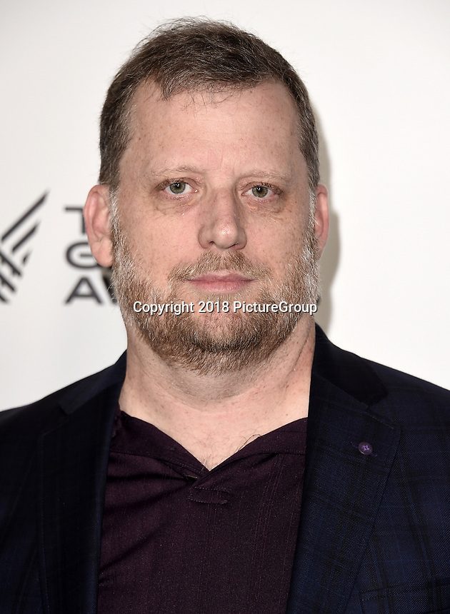 LOS ANGELES - DECEMBER 6:  Tim Meekins attends the 2018 Game Awards at the Microsoft Theater on December 6, 2018 in Los Angeles, California. (Photo by Scott Kirkland/PictureGroup)