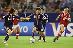 Kumi Yokoyama (JPN), .AUGUST 26, 2012 - Football / Soccer : .FIFA U-20 Women's World Cup Japan 2012, Group A .match between Japan 4-0 Switzerland .at National Stadium, Tokyo, Japan. .(Photo by Daiju Kitamura/AFLO SPORT) [1045]