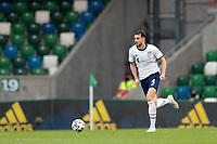 BELFAST, NORTHERN IRELAND - MARCH 28: Matt Miazga #4 of the United States during a game between Northern Ireland and USMNT at Windsor Park on March 28, 2021 in Belfast, Northern Ireland.