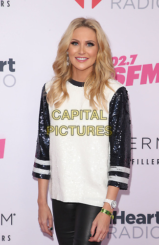 CARSON, CA - June 1: Stephanie Pratt, at 2019 iHeartRadio Wango Tango Presented By The JUVÉDERM® Collection Of Dermal Fillers at Dignity Health Sports Park in Carson, California on June 1, 2019.   <br /> CAP/MPI/SAD<br /> ©SAD/MPI/Capital Pictures