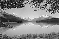 Alberta - Maligne Lake, Jasper National Park<br /> <br /> Photograph by Joe Weiss