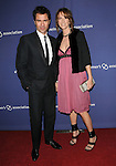 """Eric McCormack & wife at The 18th Annual"""" A Night at Sardi's"""" Fundraiser & Awards Dinner held at The Beverly Hilton Hotel in The Beverly Hills, California on March 18,2010                                                                   Copyright 2010  DVS / RockinExposures"""