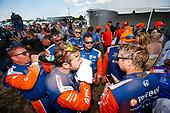 Scott Dixon, Chip Ganassi Racing Honda, Crew