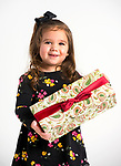 WATERBURY, CT-120218JS01- Christmas Kids, Sadie Gall, 2, Torrington.<br />  Jim Shannon Republican American
