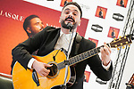 Spanish singer Riki Rivera, winner of a Goya and nominated for the Grammys presents his new album 'Las que nadie quiso' . October 15, 2021. (ALTERPHOTOS/Acero)