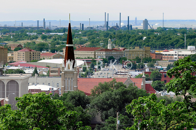taken from roof of Parkview Hospital