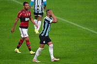 25th August 2021; Arena do Gremio, Porto Alegre, Brazil; Copa Do Brazil, Gremio versus Flamengo; Alison of Gremio frustrated at a close chance on goal