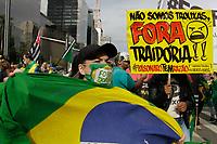 24.05.2020 - Protesto contra a quarentena em SP