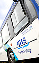 02/08/2010   Copyright  Pic : James Stewart.028_hospital_day_one  .::  NHS FORTH VALLEY ROYAL HOSPITAL, LARBERT :: REGULAR BUS SERVICES FROM ALL OVER THE FORTH VALLEY  :: DAY ONE OF THE NEW HOSPITAL AS PATIENTS START TO ARRIVE   ::